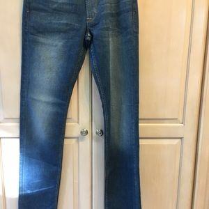 NWT Hudson Blake slim straight jeans